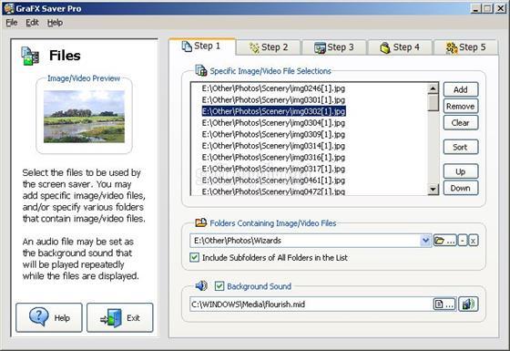 Скриншот программы videosaver