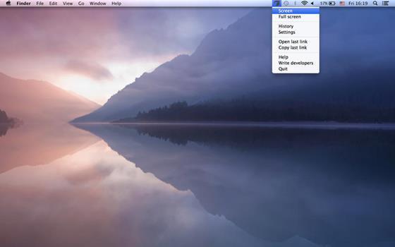 Скриншот программы joxi
