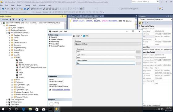 Скриншот программы microsoft sql server
