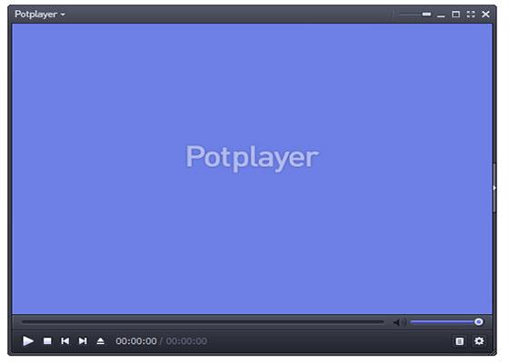 Скриншот программы potplayer для windows 7