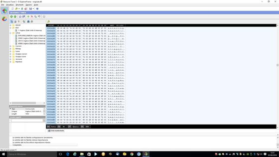 Скриншот программы resource tuner