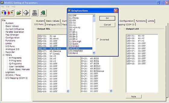 Скриншот программы winreg