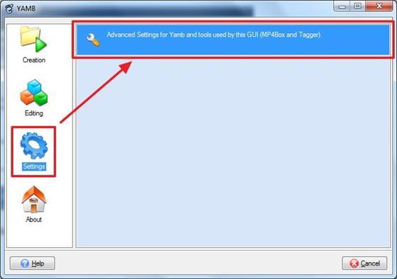 Скриншот программы yamb