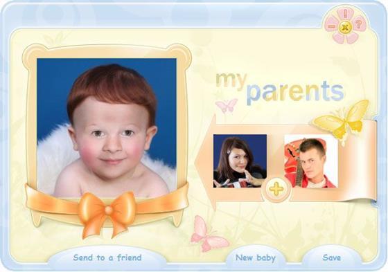 Скриншот программы babymaker