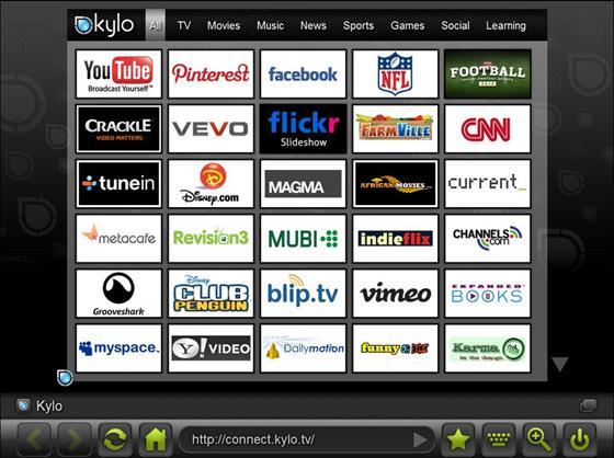 Скриншот программы kylo