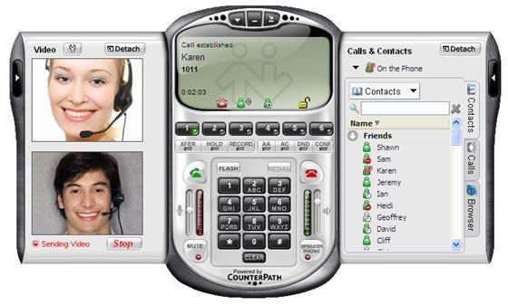 Скриншот программы x-lite