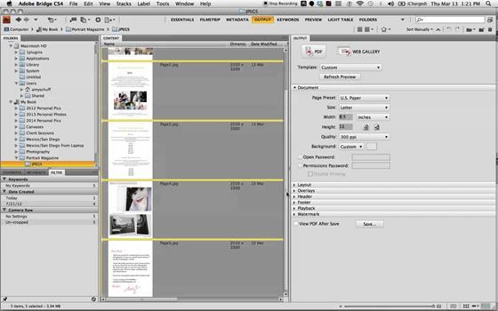 Скриншот программы pdf combine
