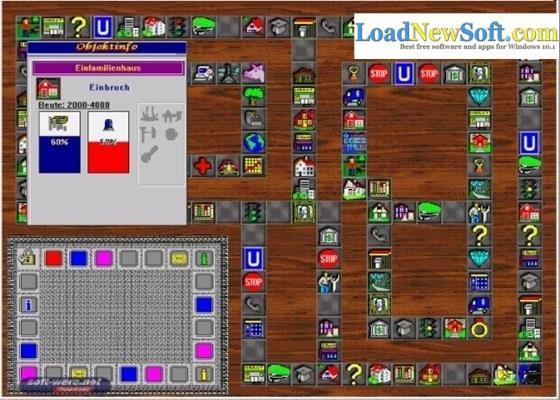 Скриншот программы tango