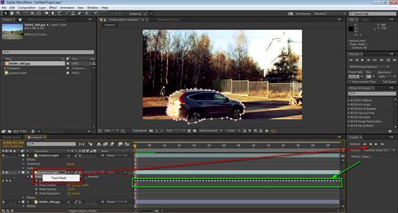 Скриншот программы adobe after effects cc