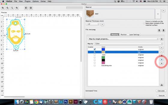Скриншот программы image cut