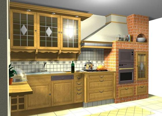 Скриншот программы kitchendraw