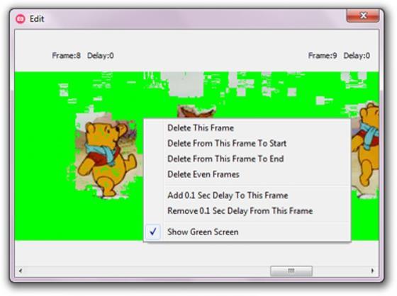 Скриншот программы gifcam