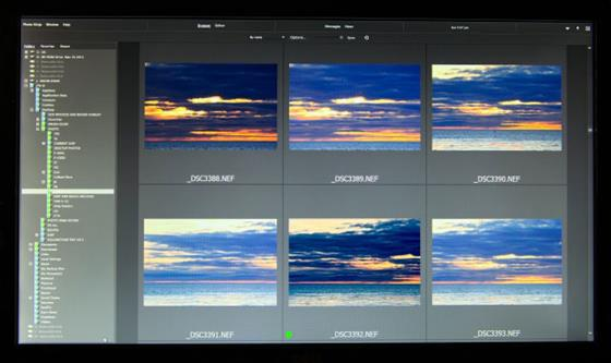 Скриншот программы photo ninja