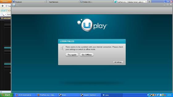 Скриншот программы uplay
