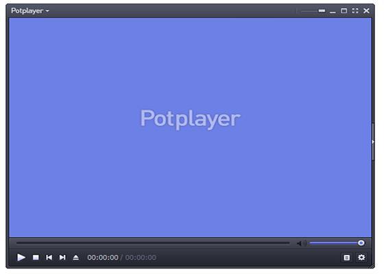 Скриншот программы potplayer для windows 10