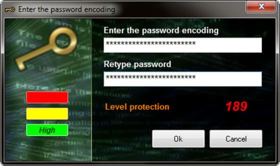 Скриншот программы encoding decoding