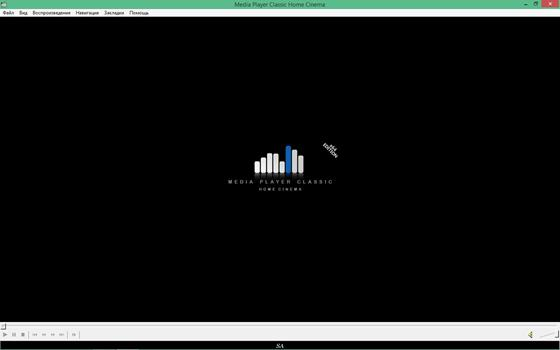 Скриншот программы media player classic home cinema
