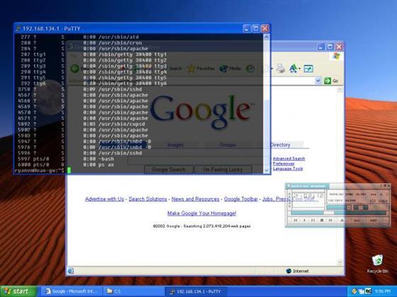 Скриншот программы vitrite